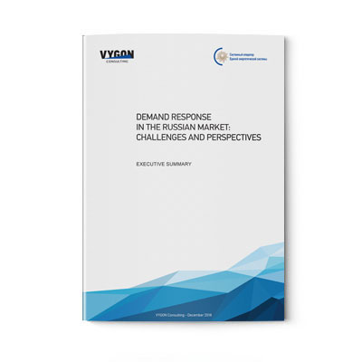 Demand Response in the Russian Market: Challenges and Perspectives
